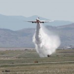 DC 10 Fire Bomber