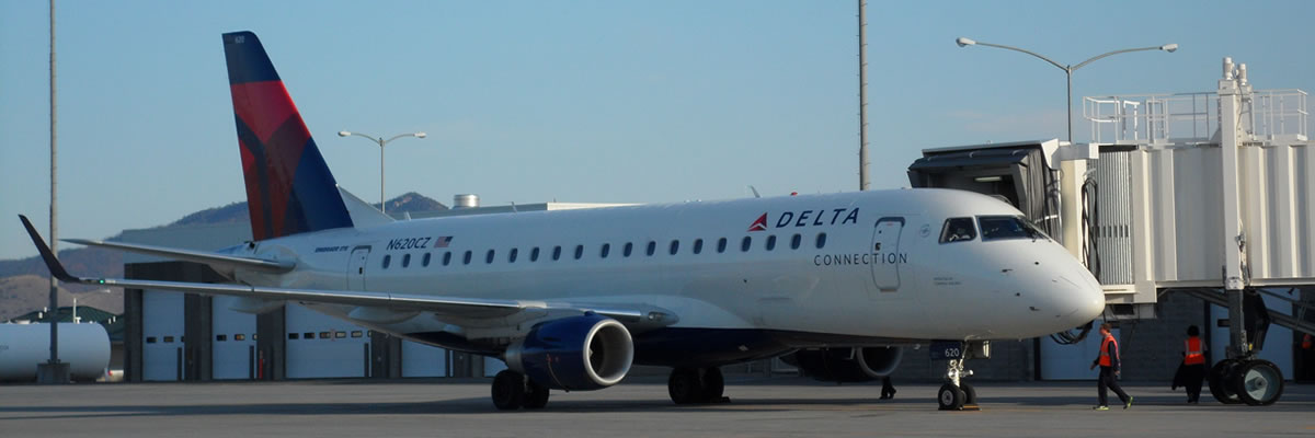 Delta Airlines EMB175