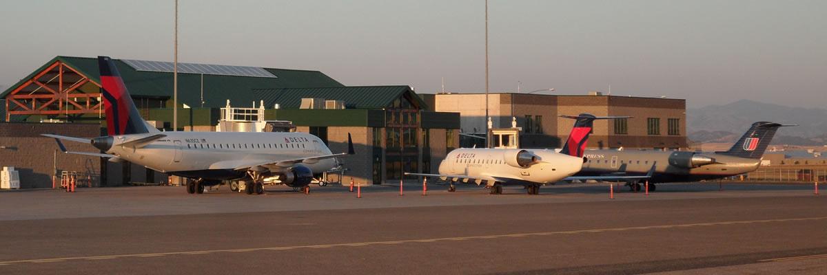 Helena Regional Airport Terminal