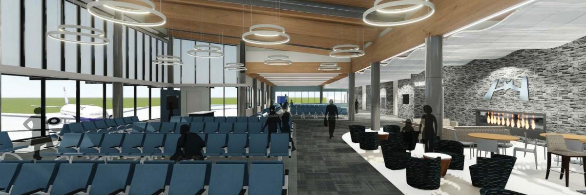 Helena Regional Terminal Expansion 2018
